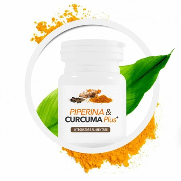 Piperina e Curcuma Plus dove si compra