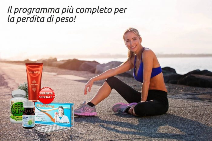 total slim program funziona